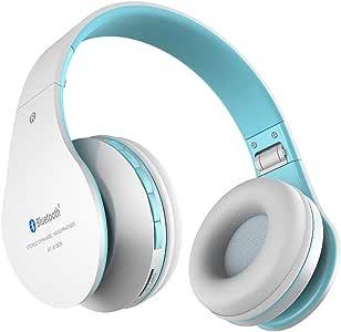 Aita BT809 Auriculares con Micrófono, MP3 Player, MicroSD