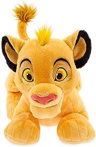 Disney Simba Plush – The Lion King – Medium – 17''