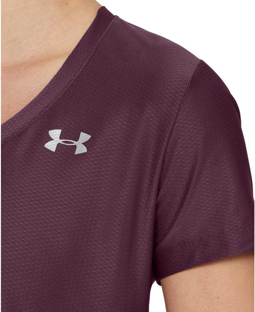 Under Armour Womens Tech Ssv Novelty Short-Sleeve Shirt