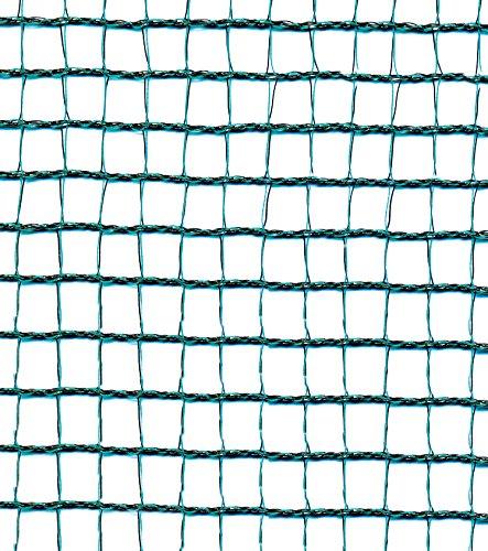 Tenax 06846 Filet de Protection Vert 2 x 5 m
