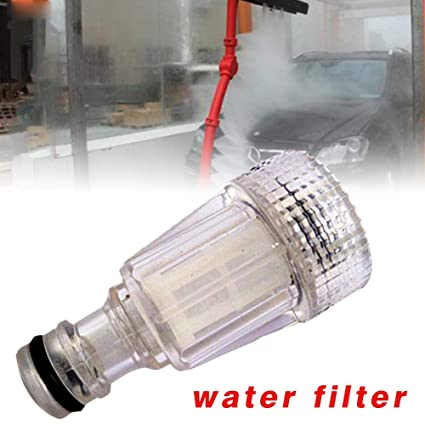 Ajuste de la máquina del Lavado de Coches del Filtro de Agua ...