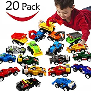 Dreamingbox Pull Back Vehicles...
