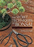 the secret techniques of bonsai a guide to starting raising and shaping bonsai