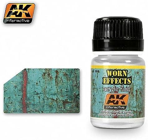 AK Interactive AK615 PIPETTES MOYENNES MEDIUM PIPETTES 7 pc