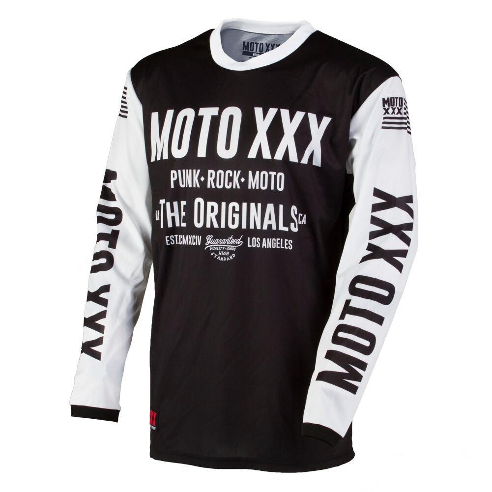 O& 039;Neal Moto XXX Motocross Jersey Original Vented Trikot MTB DH MX Downhill Offroad Shirt Langarm, 0041