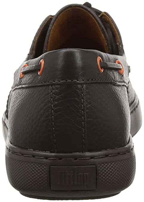 d5f0079e387cfe Fitflop Men s s Lawrence Boat Shoes Loafers  Amazon.co.uk  Shoes   Bags