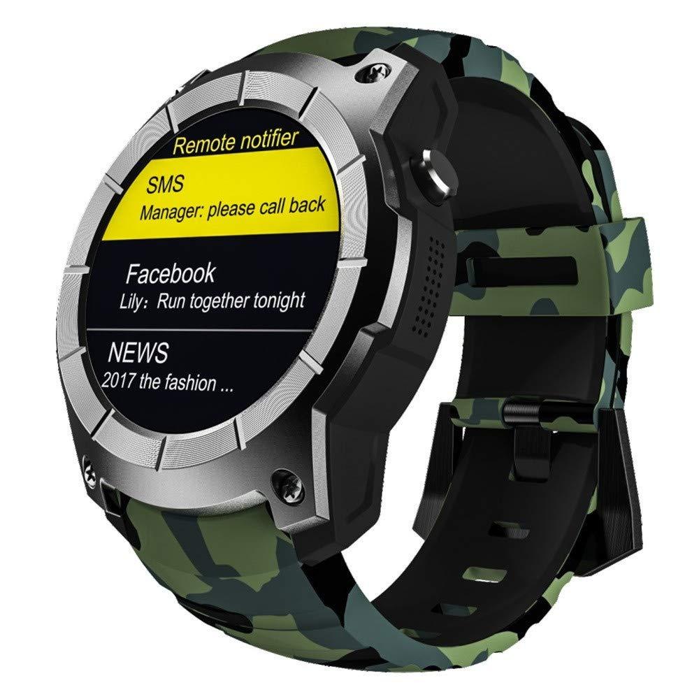 Reloj inteligente electrónico Jersh LEMFO LEM5 1 + 8G para ...