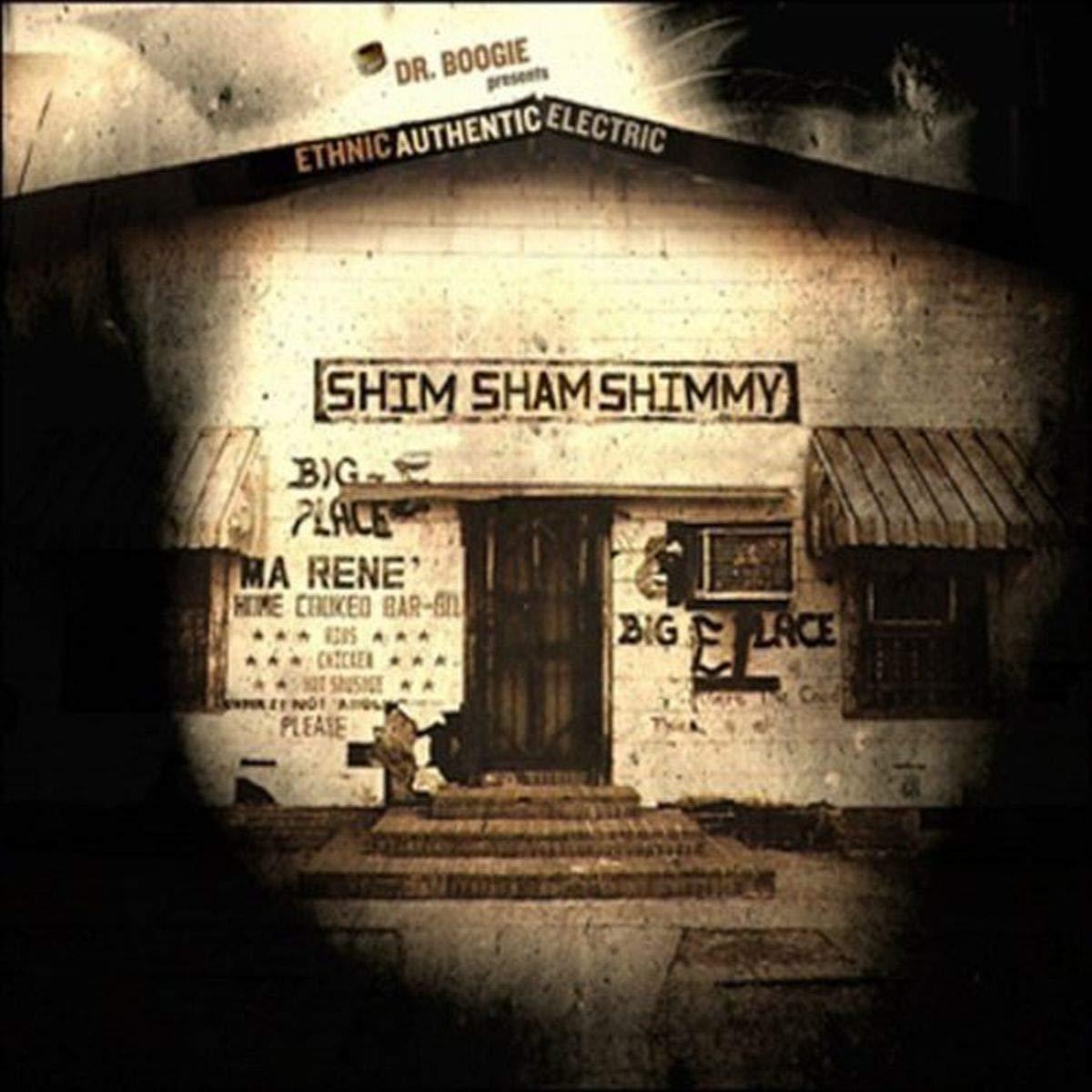 Shim 5 ☆ New product! New type very popular Sham Shimmy