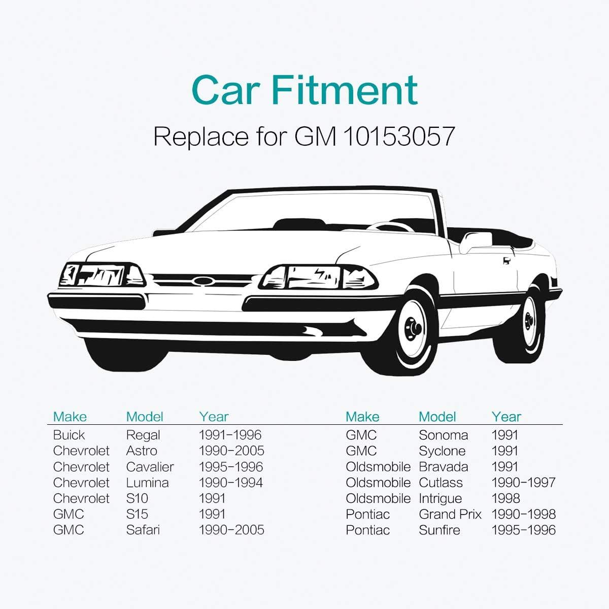 275 Clip Door Window Guide Rocker Panel Bumper Fender Retainer Assortment For GM