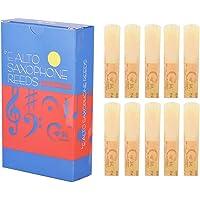 Professional Level EB Alto Saxophone Sax Reeds Strength 2.0, 10pcs/ Box
