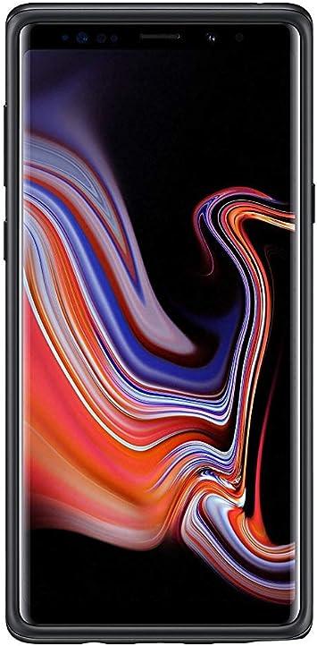Samsung Protective Standing - Funda protectora para Galaxy Note 9, color negro- Version española: Samsung: Amazon.es: Electrónica