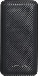 بنك الطاقة السلكي PB39 للهواتف المحمولة 20000 مللي أمبير من اوسكروب - اسود