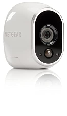 NETGEAR Arlo Smart Security System – 1 HD Wire-Free Add-on Camera (Base  Station Not Included), Indoor/Outdoor with Night Vision (VMC3030-100PAS)