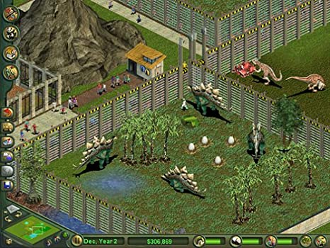 DIGS DEMO ZOO TÉLÉCHARGER TYCOON DINOSAUR