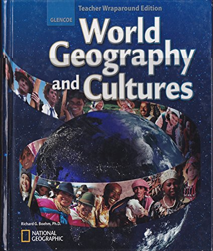 World Geography and Cultures - Teacher Wraparound Edition