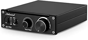Nobsound G2 PRO Hi-Fi 300W Subwoofer Audio Mono Channel Class D Power Amplifier