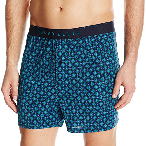 Perry Ellis Techno Print Boxer