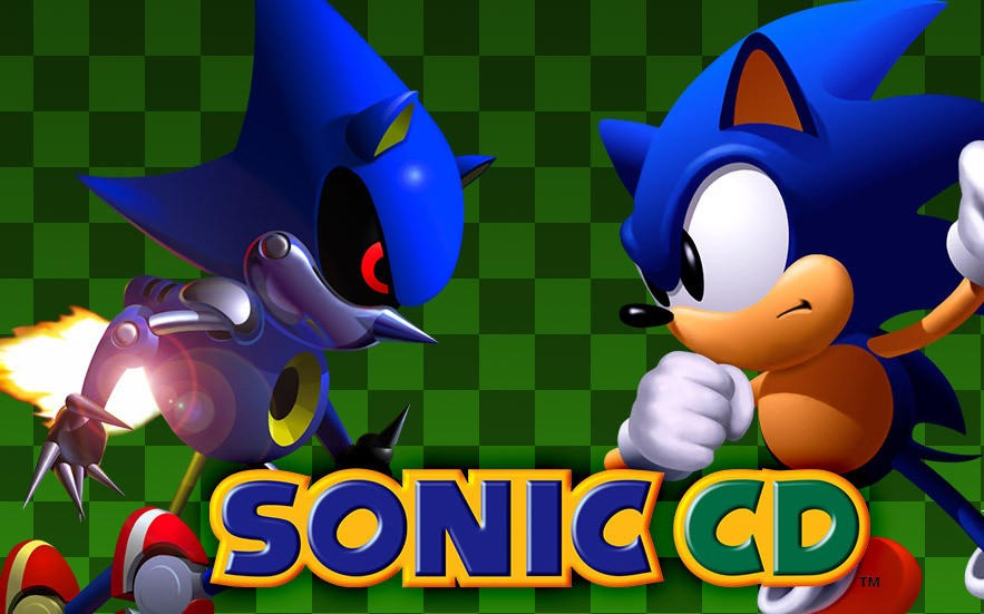 Sonic CD [Online Game Code]