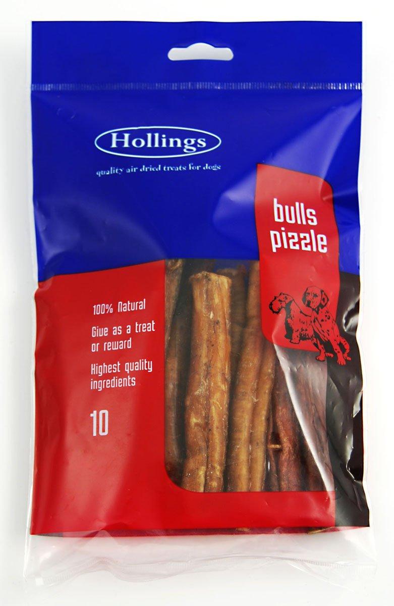 Hollings Bull's Pizzles x 10 (Bulk deal of 25) 7500g