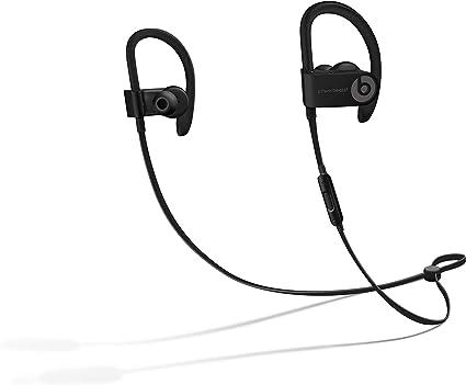 Powerbeats3 Bluietooth Wireless Earphones Black