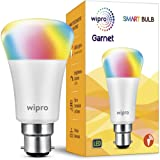 Wipro NS7001 Rectangle Base B22 7-Watt Smart LED Bulb (RGB)