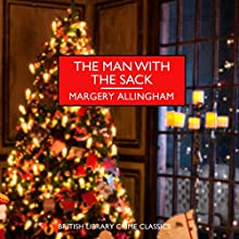 The Man with the Sack Audiobook by Margery Allingham Narrated by David Thorpe