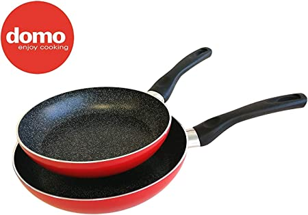 Amazon.com: Domo D99ST0201 Enjoy Cooking - Juego de sartenes ...