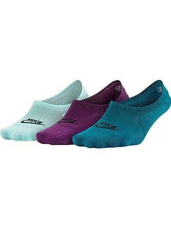 Nike - Calcetines cortos - para mujer multicolor S: Amazon ...