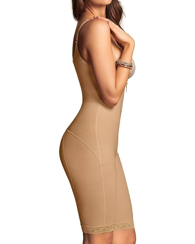 b2d323a514b67 Leonisa Celebrity Style Body Shaper 018674 XL Nude  Amazon.co.uk  Clothing