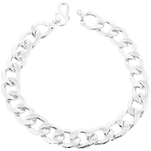 Handicraft Kottage® Silver with Rhodium Plating Rakhi Bracelet for Mens/Boys Men's Bracelets at amazon