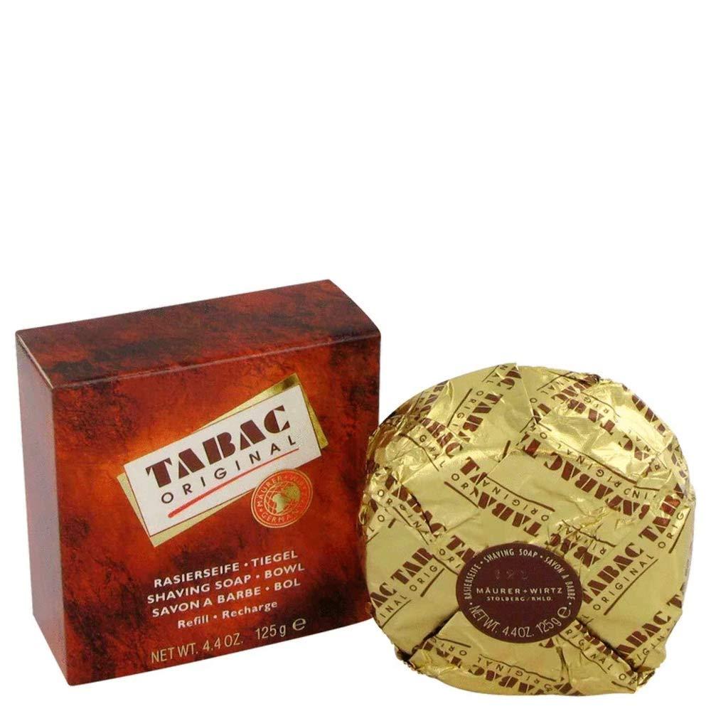 Tabac Original By Maurer & Wirtz For Men Shaving Soap Bowl Refill, 4.4-Ounces