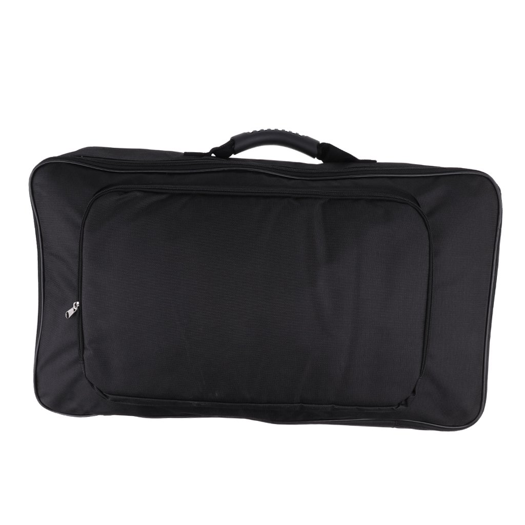 MagiDeal Portable Cloth Tuba Storage Bag Soft Case Box Handheld Bag Black Brass Instrument Accessory