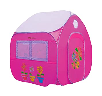 GreEco Kids Pop Up Tent Play House Tent 4 X 3.45 X 3.45 Feet  sc 1 st  Amazon.com & Amazon.com: GreEco Kids Pop Up Tent Play House Tent 4 X 3.45 X ...