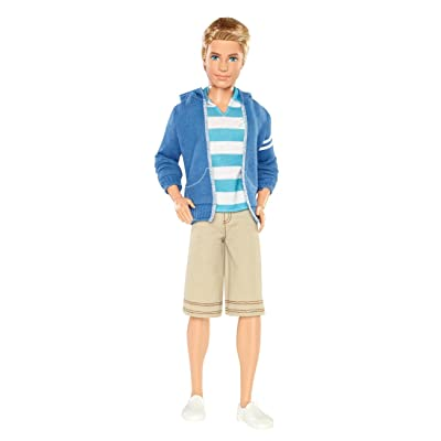 Barbie Life in The Dreamhouse Ken Doll (Discontinued by manufacturer): Toys & Games