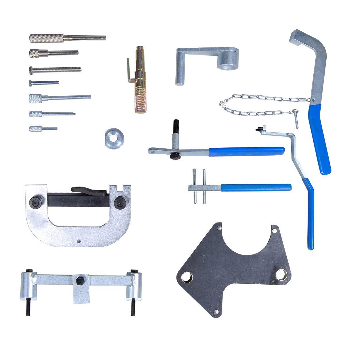 Set de herramienta de distribución del motor - RENAULT: Amazon.es: Bricolaje y herramientas