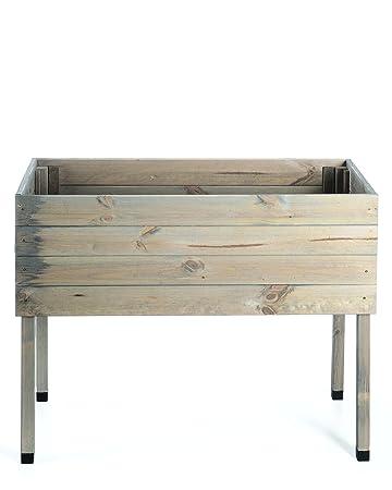 myGardenlust Hochbeet Bausatz aus Holz - Kräuterbeet Imprägniert für ...