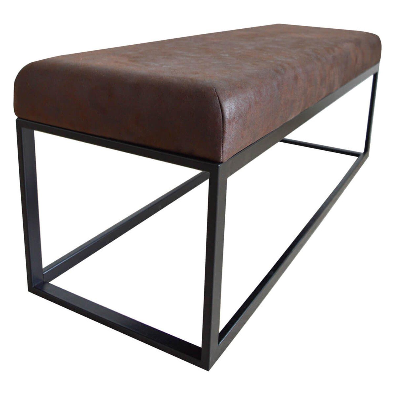 Damiware Couchy | Banco Design para Comedor, la Cocina o el Pasillo,–Banqueta de Entrada | Longitud 121cm |