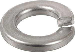 """Hillman 830668 5/16"""" SS Split LOK Washer, Stainless Steel, 100"""