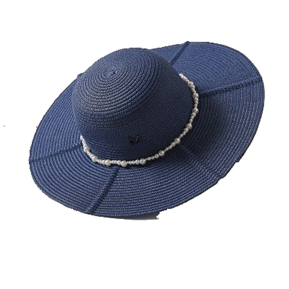 Summer Sun Hats for Women Large Brimmed Hats Fashion Ladies Beach Travel Hat