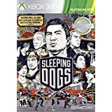Sleeping Dogs - Platinum Hits (Xbox 360)