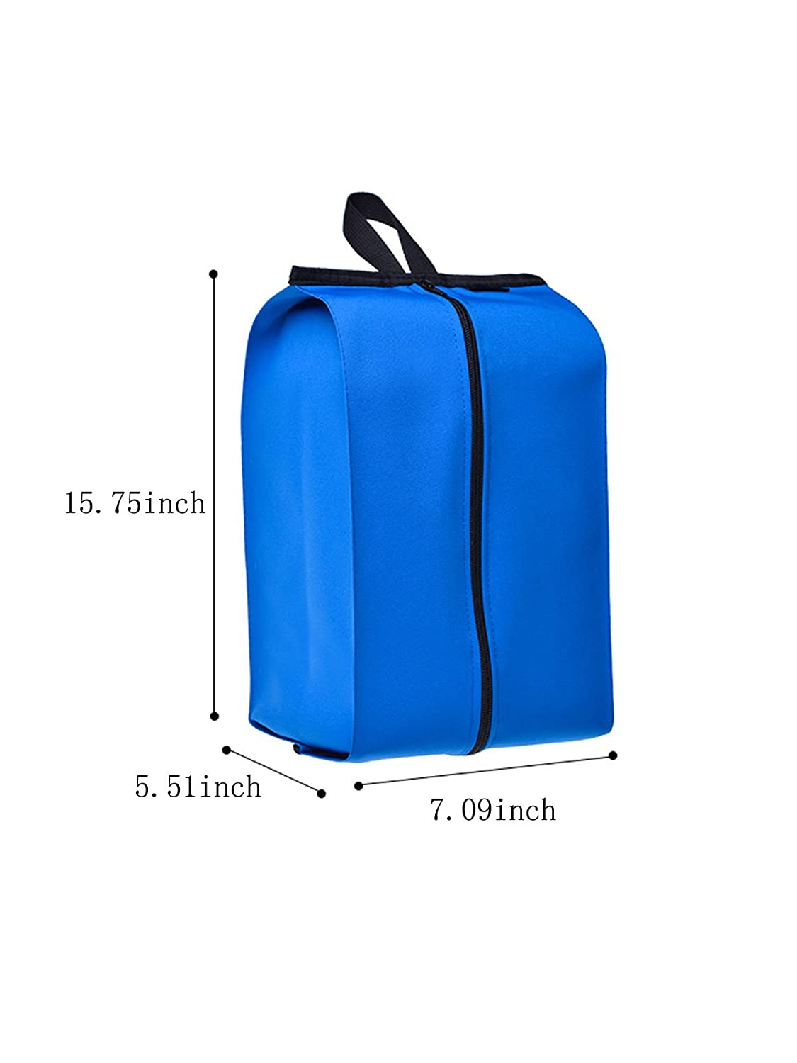 3 of Pack WJL Dust-proof Water-proof Shoe Storage Bags for Travel//Carrying Off-Season Shoes//Boots Storage