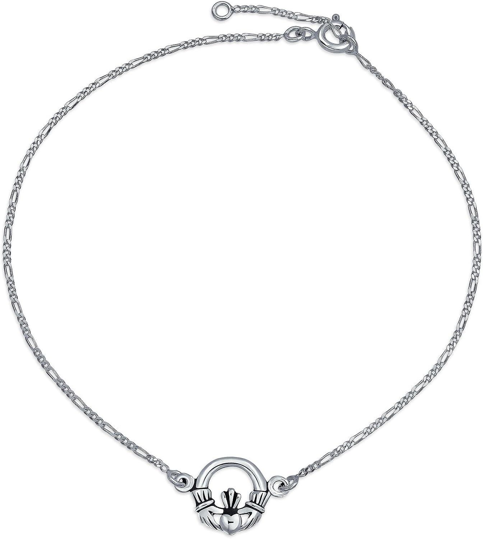 Sterling Silver East 2 West Clover Adjustable Necklace