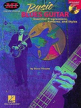 Steve Trovato: Basic Blues Guitar. Partituras, CD para Acorde de ...