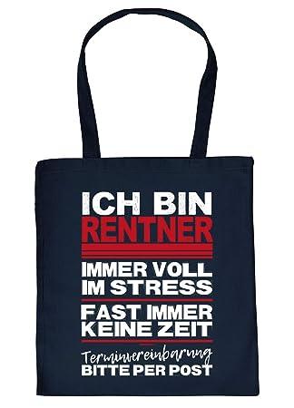 Geburtstag Rentner Geschenk Rentner Einkauftasche Rentner Sprüche Tasche
