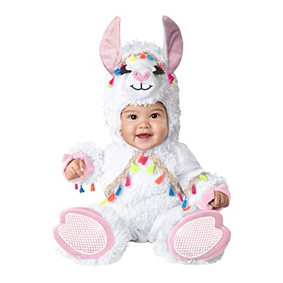 Lil' Llama Infant Costume: Clothing