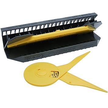 General Tools Plantilla de moldeo de corona con adaptador (881)