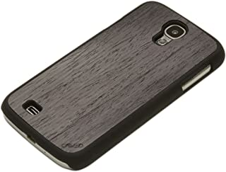 product image for CARVED Matte Black Wood Case for Samsung Galaxy S4 - Real Reconstituted Ebony (S4-BC1M)