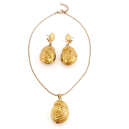 aa9896d54 Image Unavailable. Image not available for. Color  Yulaili Artificial  Jewellery Sets Online Shopping ...