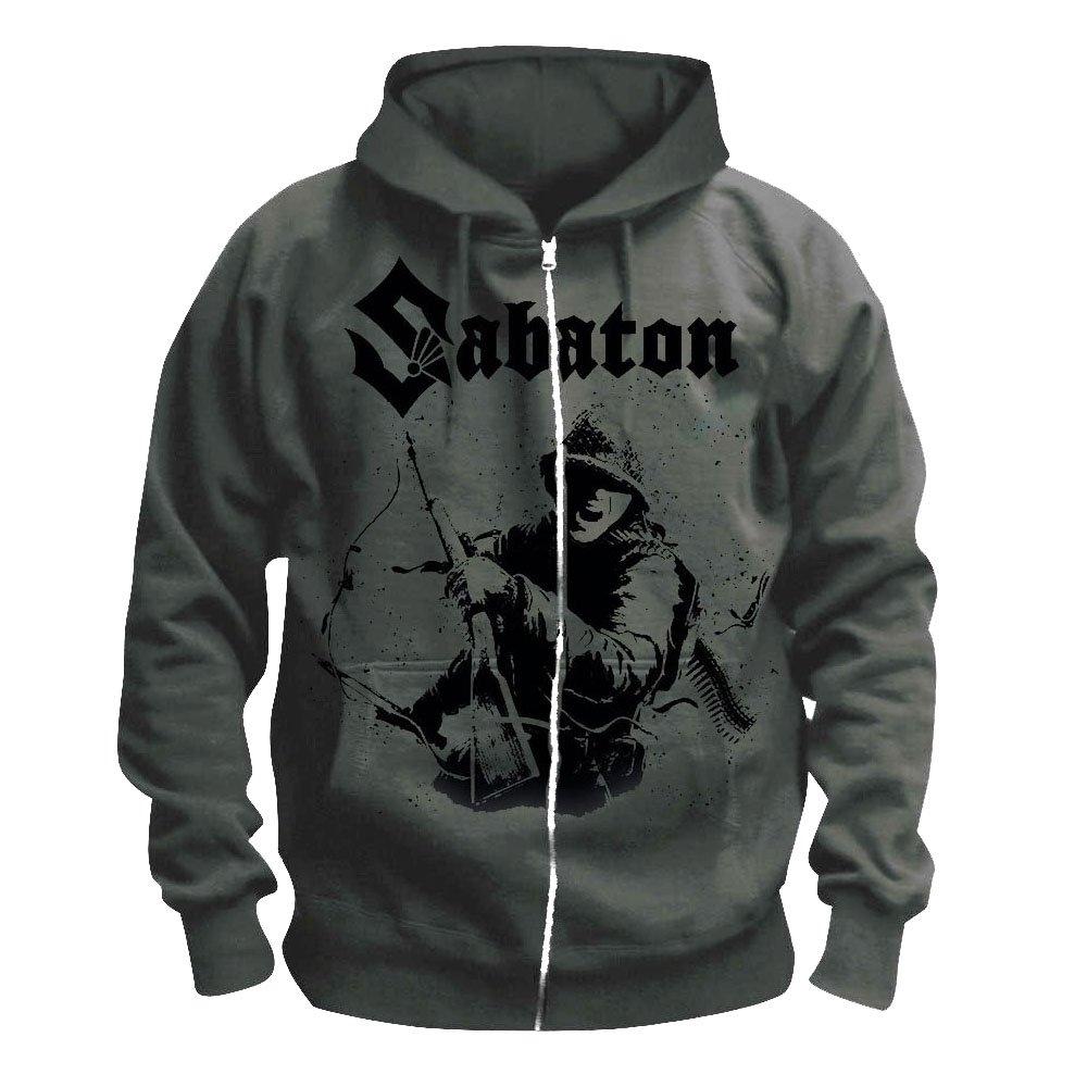 SABATON - Chose Not to Surrender - Kapuzenjacke / Zipper