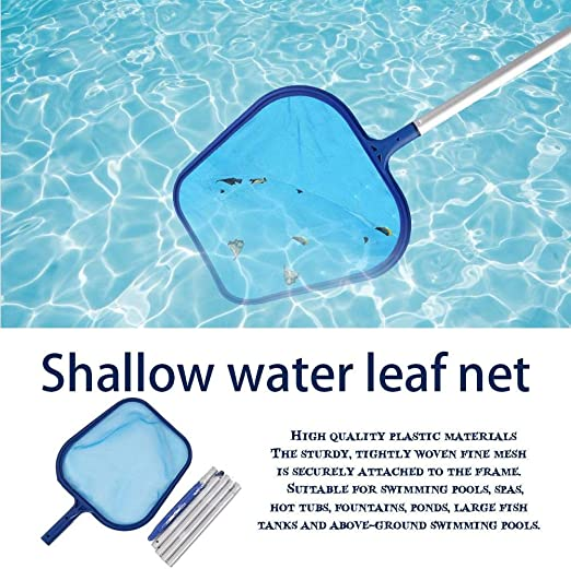 Skimmer Net de Pool con poste desmontable - Skimmer Pool ...